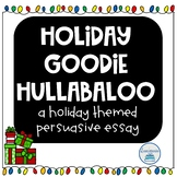 Holiday Persuasive Writing