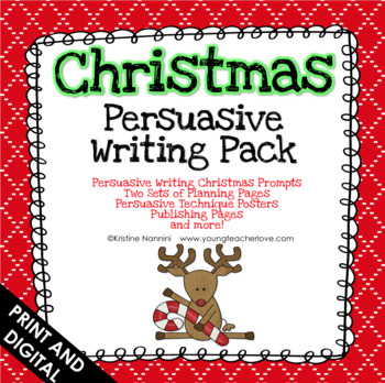 fun persuasive writing activities