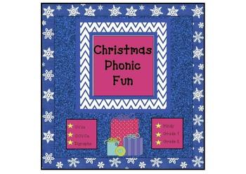 Christmas Phonic Fun