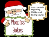 Christmas Phonics Jokes 10 Pack