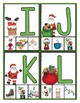 Christmas Phonics:  Matching Letters and Sounds Clip Cards