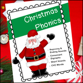 Christmas Phonics - NO PREP