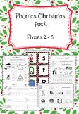 Christmas Phonics Pack