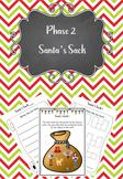 Christmas Phonics - Phase 2 Santa's Sack