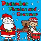 Christmas Phonics and Grammar