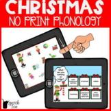 Christmas Phonology NO PRINT
