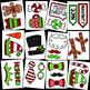 Christmas Photo Booth Props {Made by Creative Clips Clipart}