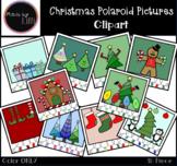 Christmas Photo Clipart / Christmas Clipart / Christmas Po