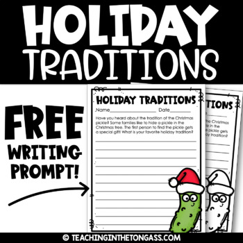 Free Christmas Pickle Clipart (Free Christmas Clipart)