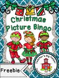 Christmas Picture Bingo