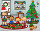 Christmas Picture Scenes:  Free Sample!