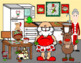 Christmas Picture Scenes for Speech and Language Therapy