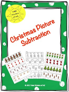 Christmas Picture Subtraction