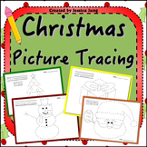 Christmas Picture Tracing