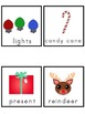 Christmas Picture Word Bank and Picture Cards