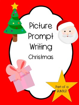 Christmas Picture Writing Prompts
