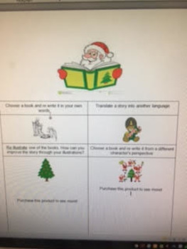 Christmas Picture book hunt