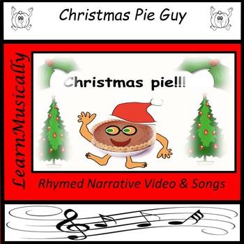 Christmas Pie Guy
