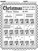 Christmas Place Value Worksheets