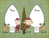 Christmas Place Value Mat