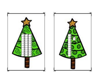 Christmas Place Value Read and Write the Room