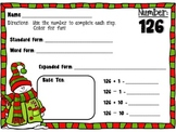 Christmas Place Value (Small Pack)