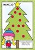 Christmas Play Dough Mats