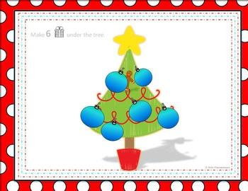 Christmas Play Mats