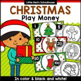 Christmas Play Money
