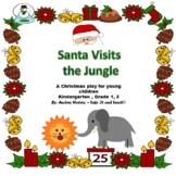 Christmas Play - Santa Visits the Jungle