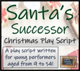 Christmas Play Script - The Santa Clause