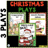 Christmas Play Scripts BUNDLE!