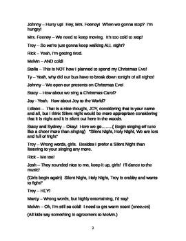 Christmas Play - Stranded for Christmas