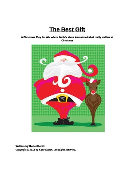 Christmas Play - The Best Gift