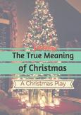Christmas Play - Reader's Theatre Script
