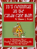 Christmas Play/Program/Readers' Theater (It's Christmas at the Candy Cane Shop)