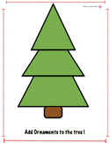 Christmas Playdoh Mats (Play dough)