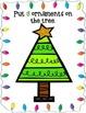 Christmas Playdough Mats Numbers 1-10