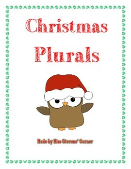 Christmas Plurals