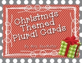Christmas Plurals Activity Cards