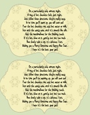 Christmas Poem (give as part of a gift to your students be