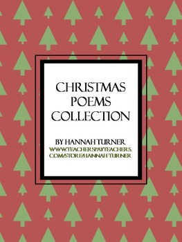 Christmas Poems Collection