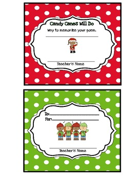 Christmas Poems Pack  2
