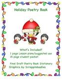Christmas Poetry Book