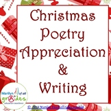 Christmas Poetry Activities & Worksheets, Writing.