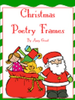Christmas Poetry Frames