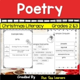 Christmas Poetry Grades 2 and 3