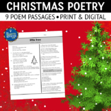 Christmas Poetry Passages