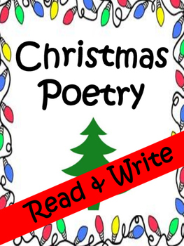 Christmas Poetry: Read & Write