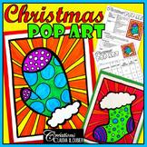 Christmas Pop Art